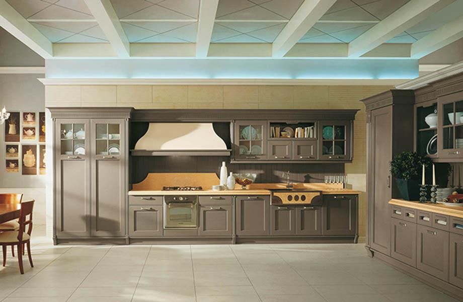 Оформить интерьер на кухне